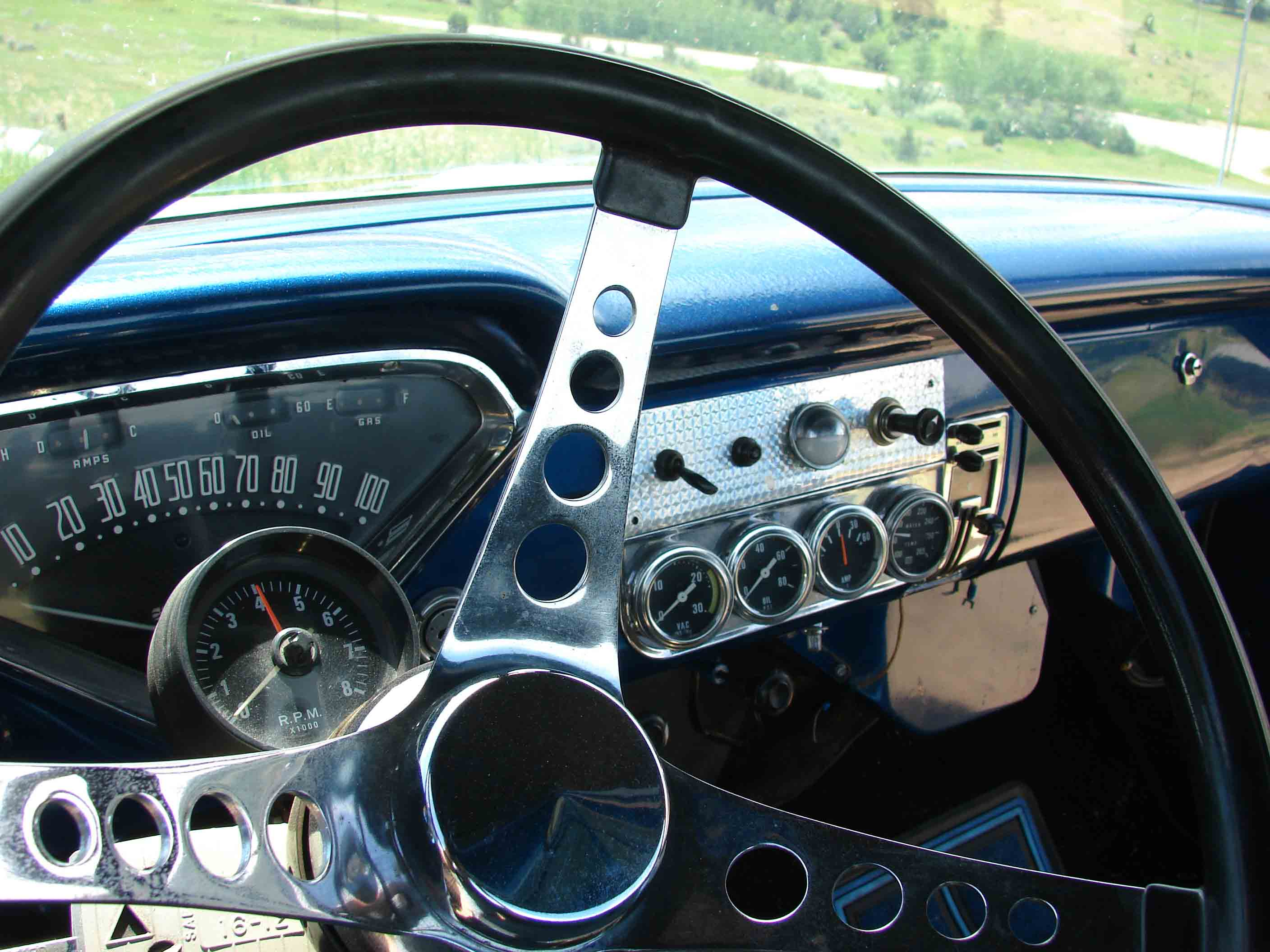 Old Trucks, Hot Rods & Gender Questions